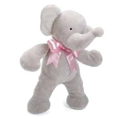"Picture of FIRST FRIENDS ELEPHANT 16"" PINK"