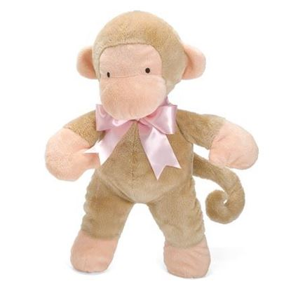 """Picture of FIRST FRIENDS MONKEY 16"""" PINK"""