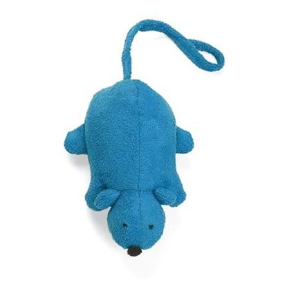Picture of SQUEAKY CLEAN MOUSE BLUE