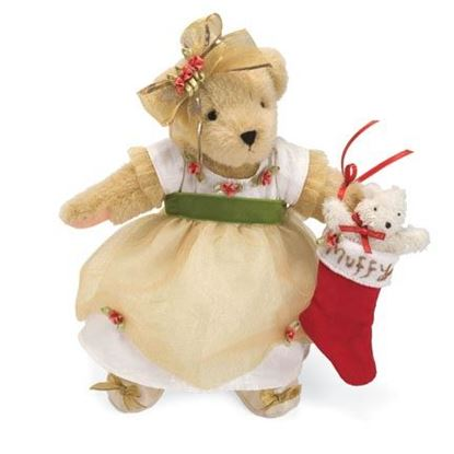 Picture of MUFFY CHRISTMAS ROSE