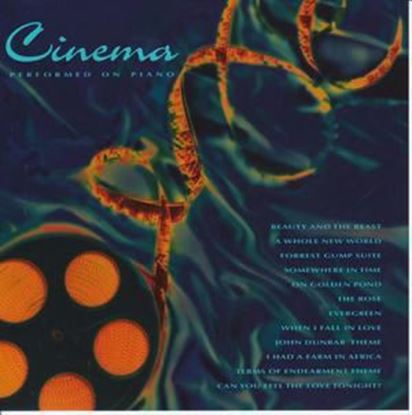 Picture of Cinema on Piano CD