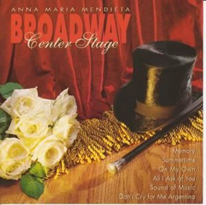 Picture of Broadway Center Stage CD