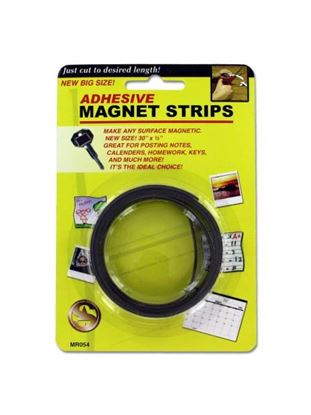 Picture of Adhesive magnet strips (Available in a pack of 24)