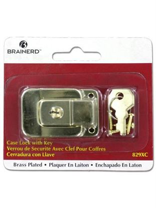 Picture of Case lock with keys (Available in a pack of 20)