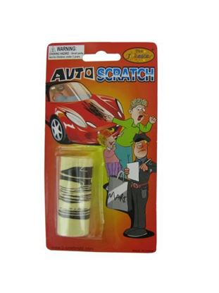 Picture of Joke auto scratch (Available in a pack of 24)