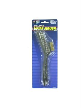 Picture of Deluxe wire brush set (Available in a pack of 24)