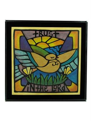 Picture of Folkart wall sign 12438 (Available in a pack of 4)
