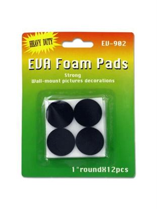 Picture of Adhesive foam pads, pack of 12 (Available in a pack of 36)