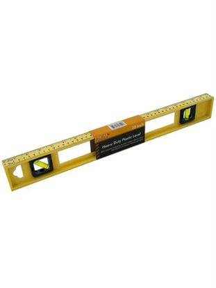 Picture of Heavy duty level with ruler (Available in a pack of 8)