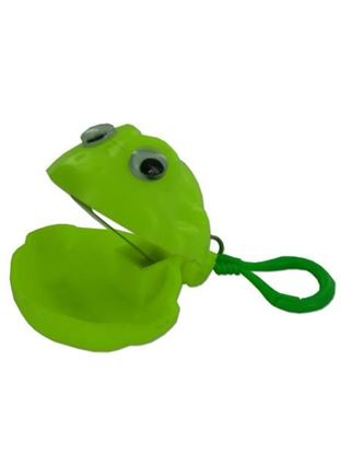Picture of Clicking frog keychain (Available in a pack of 24)