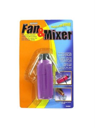 Picture of All-in-one fan and mixer (Available in a pack of 24)